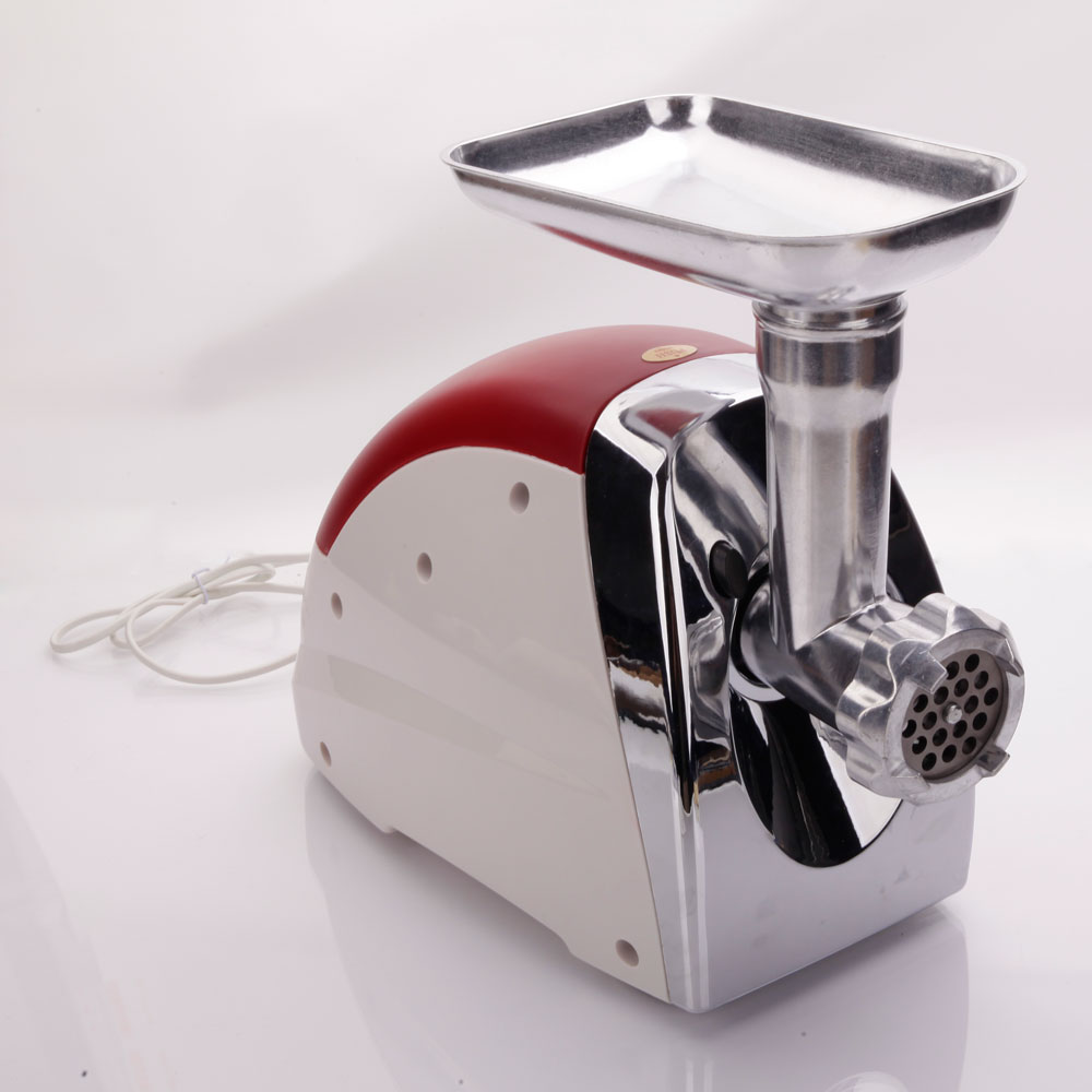 Small Electric Meat Grinder ~ Watt electric meat grinder kitchen sausage stuffer