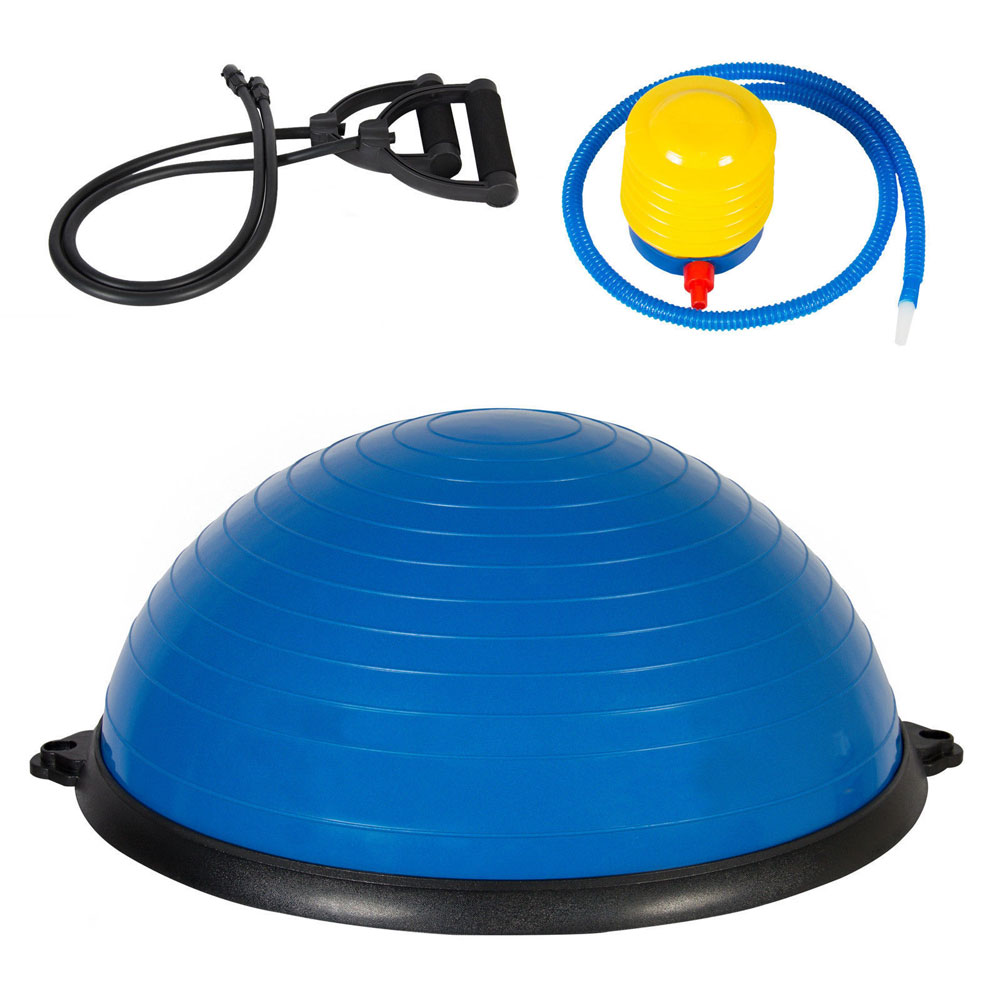 Balance Ball Walmart: Exercise Fitness Yoga Balance Trainer Ball W/ Resistance