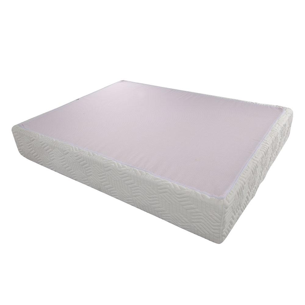 10 Cool Medium Firm Memory Foam Mattress Full Size 2 Free Pillows Cover Ebay