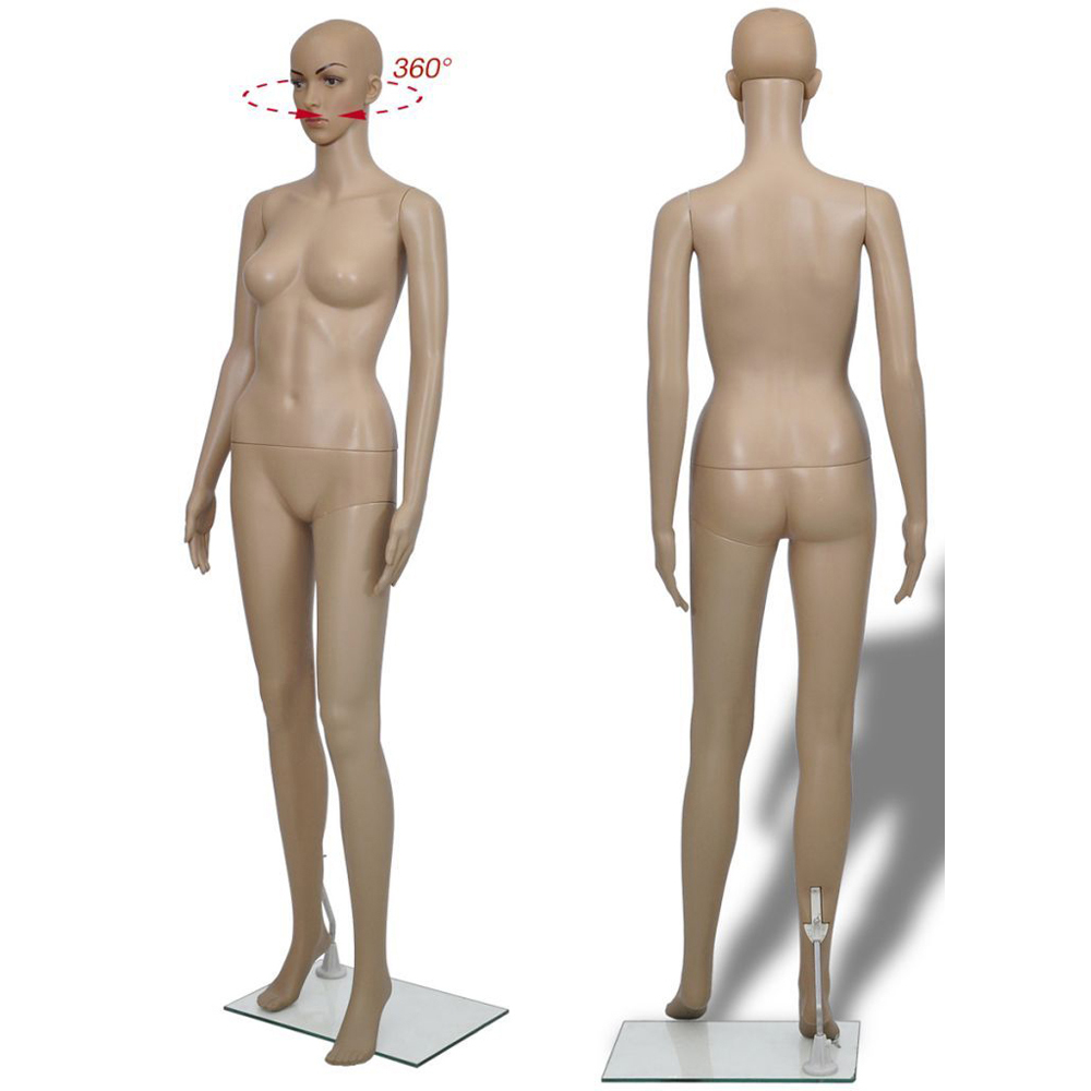 realistic female mannequin full body manikin dress form display with
