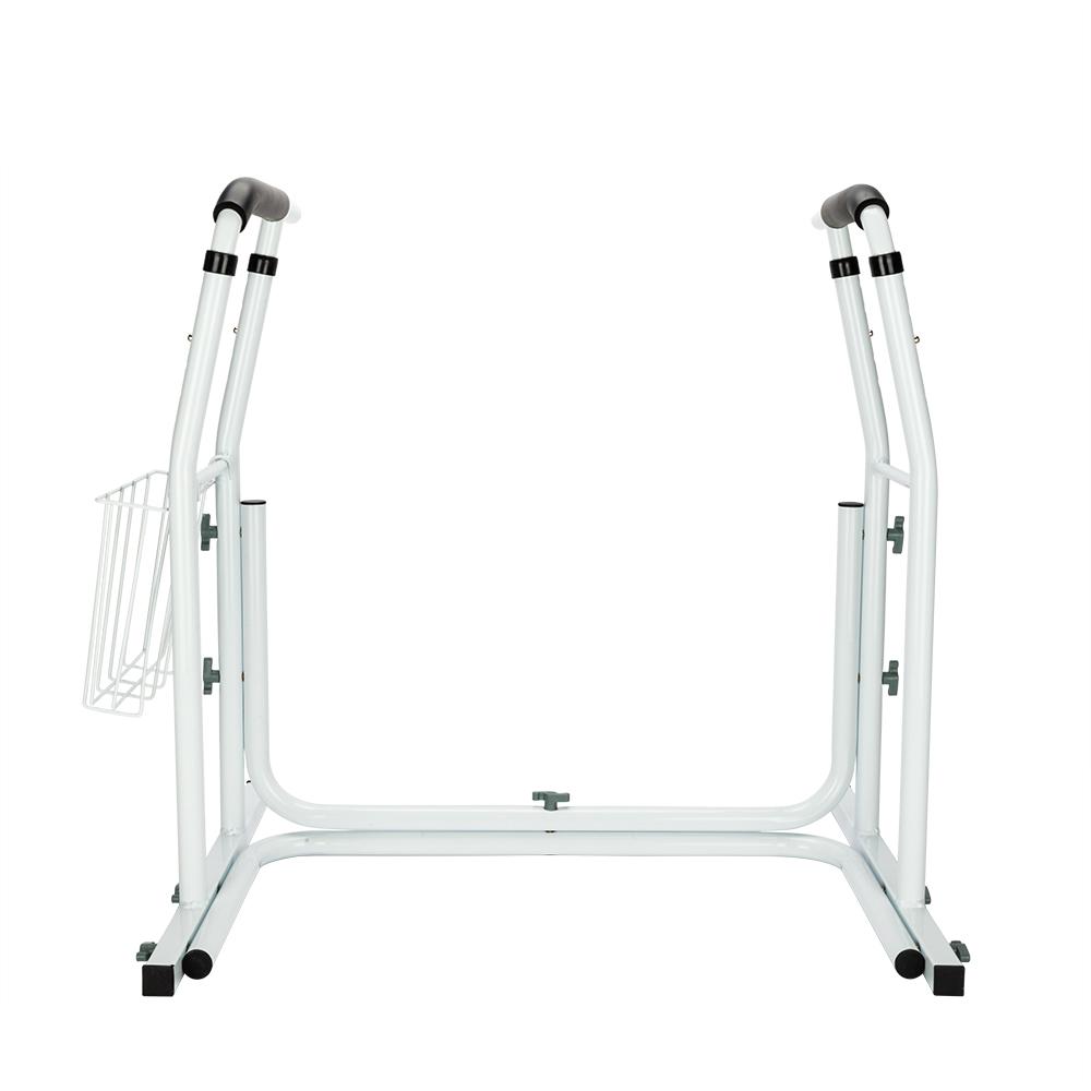 Toilet Safety Support Bar Rail Bathroom Seat Frame Medical ...