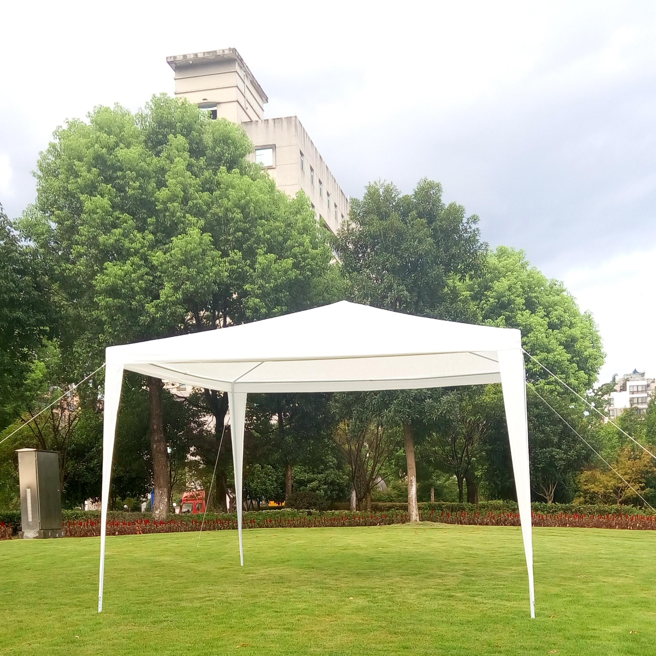 Heavy Duty Awning : Outdoor canopy party wedding tent patio heavy duty gazebo