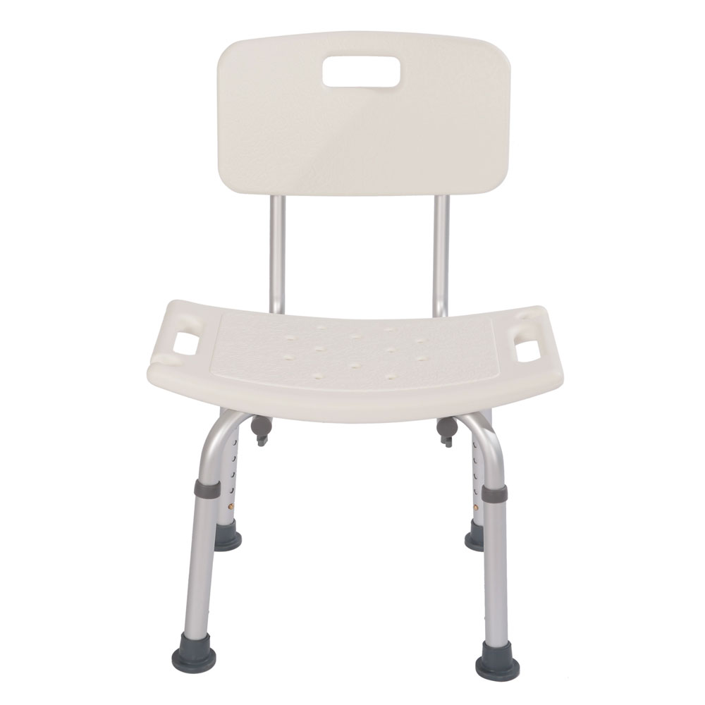 Elderly Bathtub Bath Tub Shower Seat Chair Bench Stool With Back Support EBay