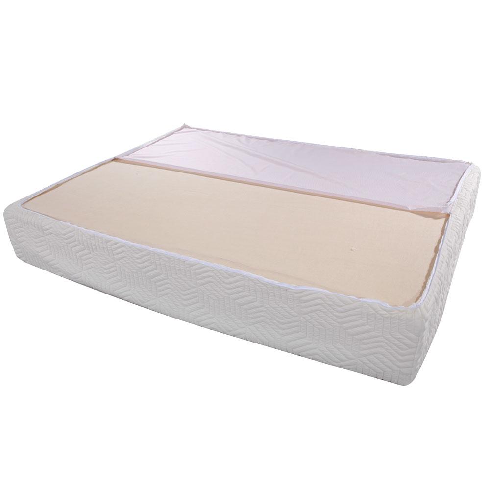 10 cool medium firm memory foam mattress full size 2 free pillows cover 747207500345 ebay. Black Bedroom Furniture Sets. Home Design Ideas