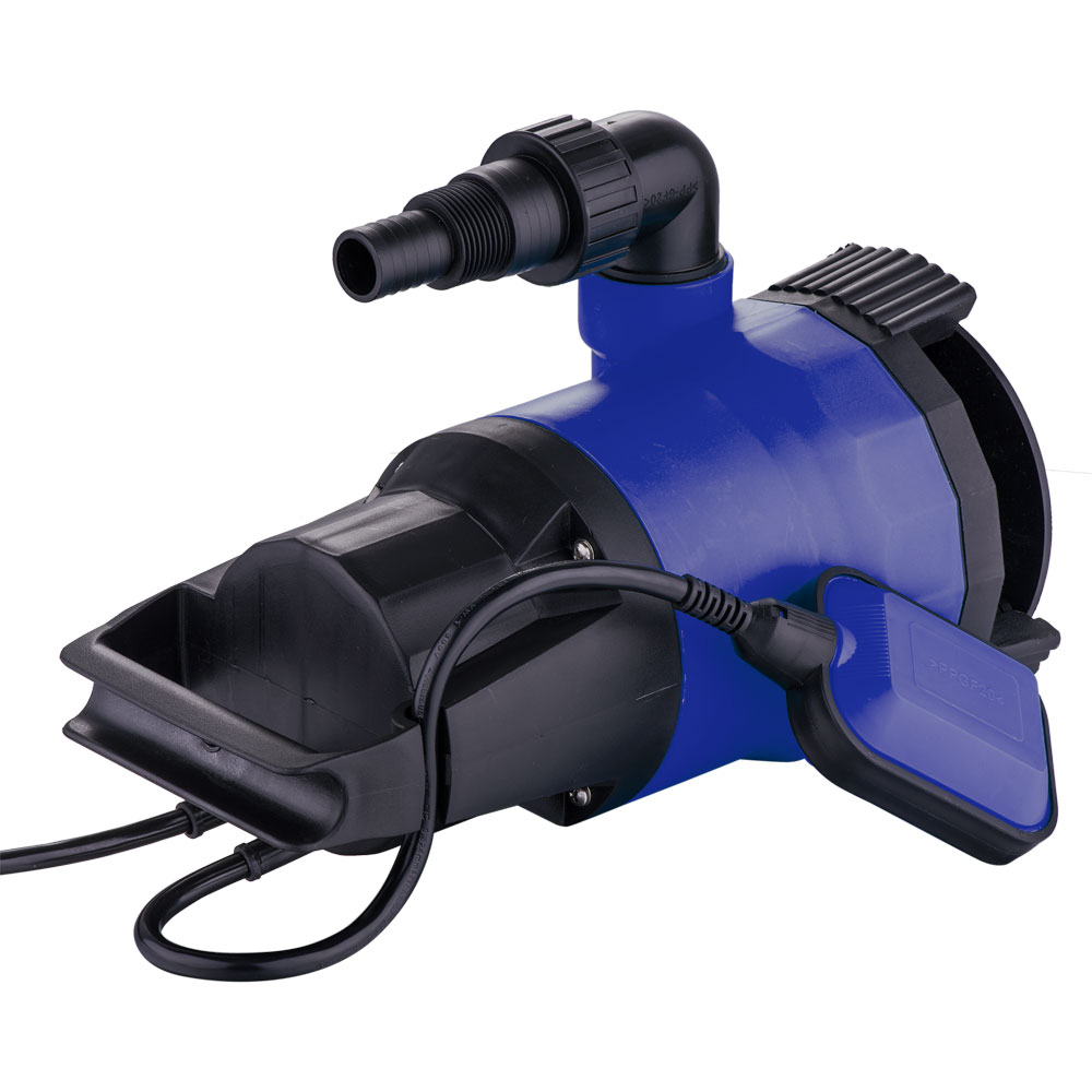 1 2hp submersible dirty clean water pump flooding pond - How to clean a dirty swimming pool ...